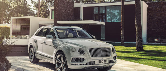 bentley bentayga hybrid vehicle