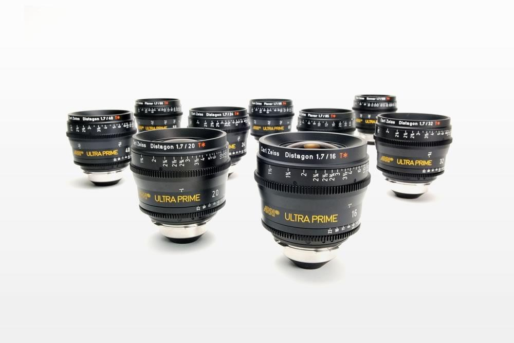 Zeiss Ultra Prime Set of 5